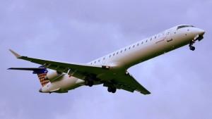 Bombardier CRJ900 der Eurowings